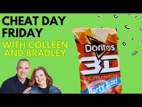 Cheat Day Friday: #Doritos 3D Crunch
