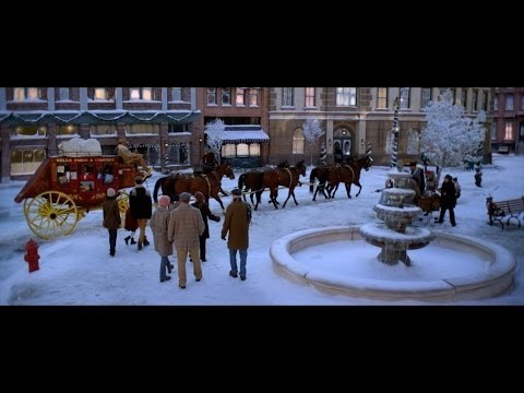 Wells Fargo Commercial: The Stagecoach And The Snowman :30 - TGM ...