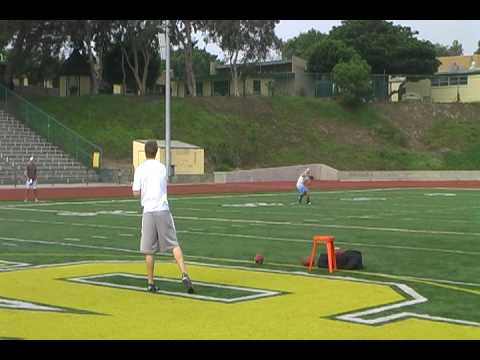 Matt Simms Workout Video - New York Jets