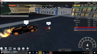 Roblox : Vehicle Simulator-Hot Pursuit-Being a cop is HARD!!
