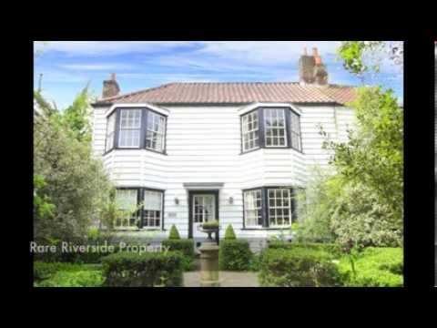 A Riverside Property For Sale in Mitcham
