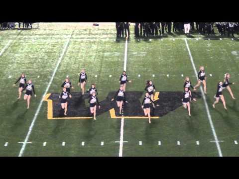 [HD] Westfield High School (Chantilly, VA) - Dance Team - 11/4/11
