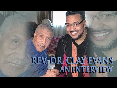REV. CLAY EVANS!!! (A MUST SEE)