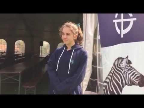 Interview with Captain of Roedean School, Natasha Tenderini