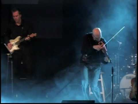 Trevor Dick - Electric Violinist  | In Christ Alone (LIVE)