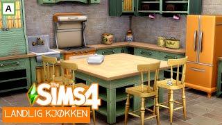 KOSELIG KJØKKEN  || The Sims 4…