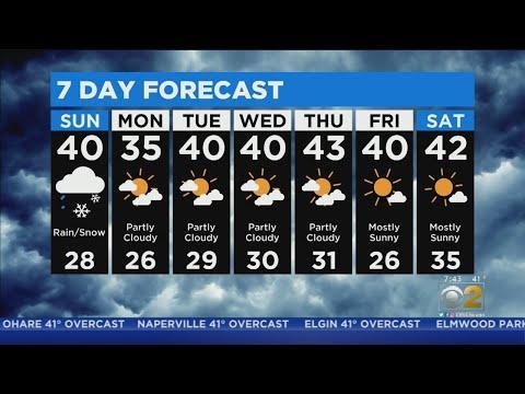 CBS 2 Weather Watch (7AM, Dec. 1, 2019)