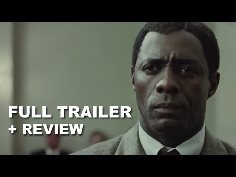 Mandela Long Walk to Freedom Official Trailer + Trailer Review : HD PLUS