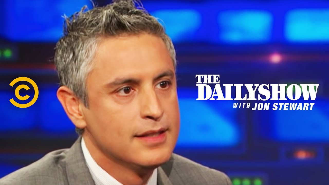 The Daily Show - Reza Aslan - YouTube