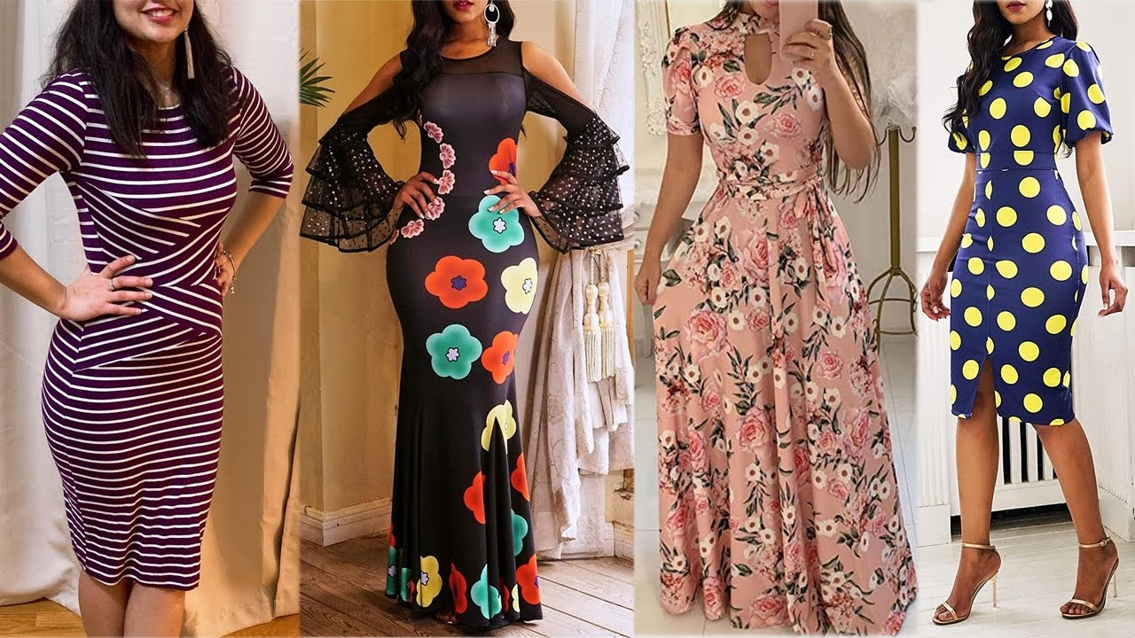 Women's dresses collection 2020