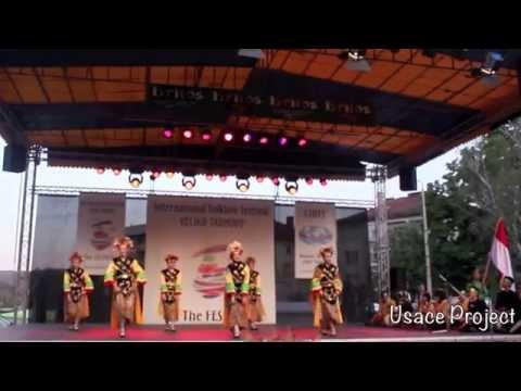 USACE Nandak Ganjen Dance for IFF Veliko Tarnovo 2014