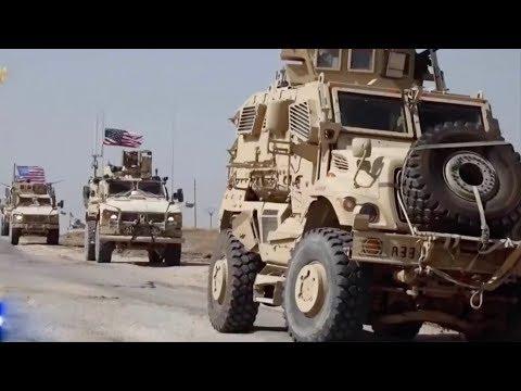 U.S. forces start