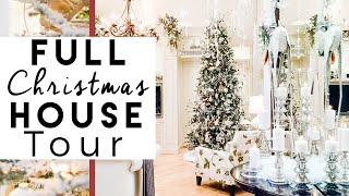 Christmas Decorating Home Tour | 2016 Christmas at The Robeson's
