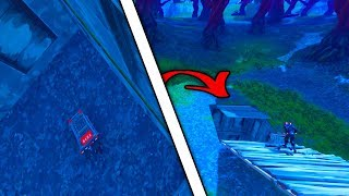 FORTNITE WALLBREACH GLITCH - GET INSIDE A SECRET ROOM IN FORTNITE USING THIS GLITCH = AFTER PATCH