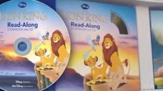 Disney Okuma-Boyunca Hikaye Kitabı ve CD