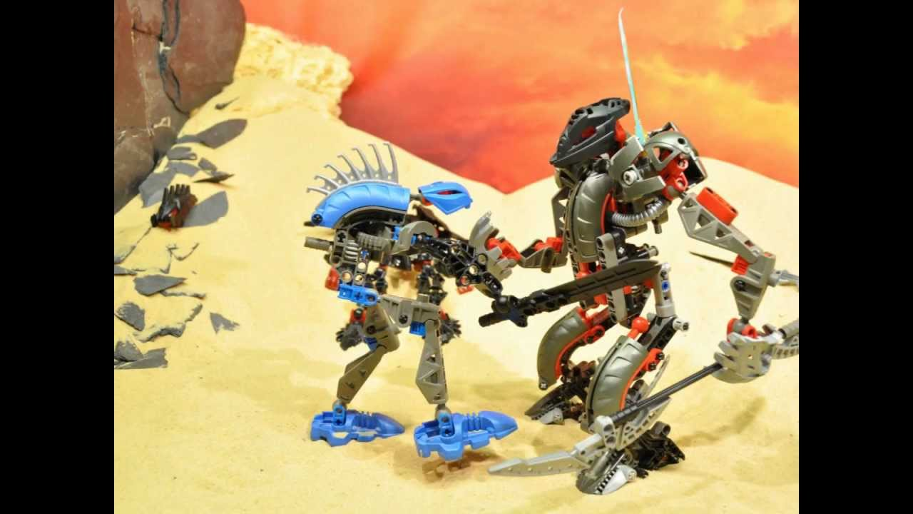 Lego Film Bionicle Film Lego Action Hd Youtube