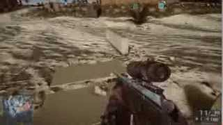 Battlefield 4 - Test range test w/ a friend