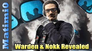 Warden & Nokk Operator Details - Rainbow Six Siege