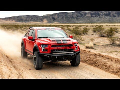 Fast Off-roading - Stock & Shelby Baja Raptor | Everyday Driver