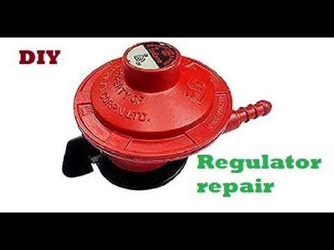 Gas Regulator Repair