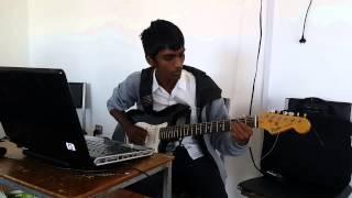 MAURITIUS' GOT TALENT- Satveer plays Tum Hi Ho (Aashiqui 2) live on electric guitar