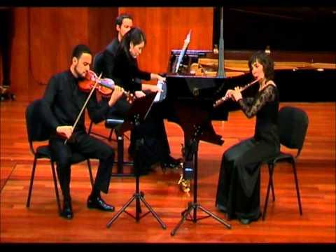 Nino Rota Trio for flute violin piano