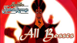 Скачать Aladdin Nasira S Revenge All Bosses PS1