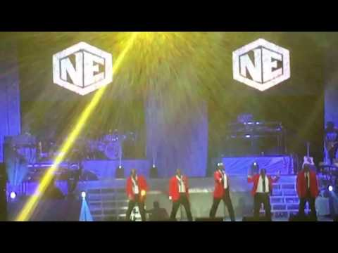 New Edition/Babyface Minneapolis 2016