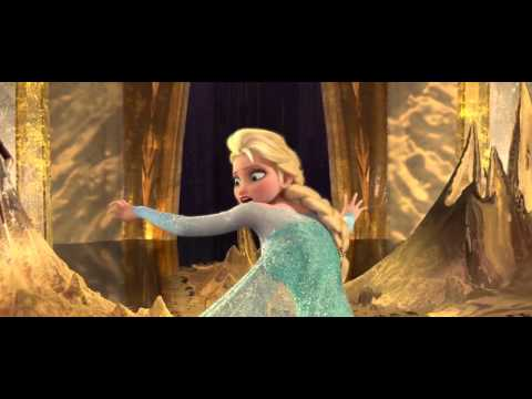 Elsa Fight With The Guard (Malay Version)