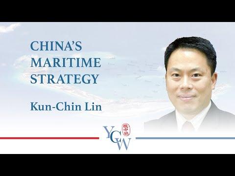 Webinar: China's Maritime Strategy