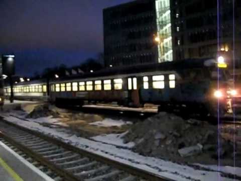 Trains @ Tallinn - January 2013