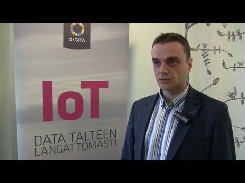 IoT:lla tasaista asumismukavuutta VVO-konsernin kohteissa Espoossa
