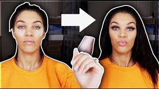 GRWM | EVERYDAY MAKEUP ROUTINE | Biannca Prince