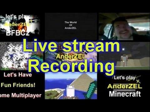 BF3 Livestream Recording  April 12th Part 1 (Part 2 in the video description!)