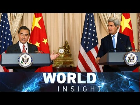 World Insight— Wang Yi visits US; Exclusive with Donald Evans 02/25/2016