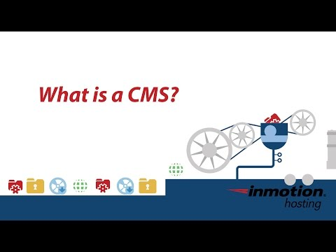 What is a CMS?