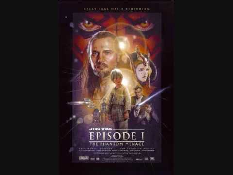 Star Wars and The Phantom Menace Soundtrack-08 He is the Chosen One