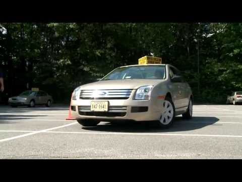 Behind the Wheel - FCPS Driver Education Program