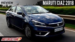 2018 Maruti Ciaz facelift Review | Hindi | MotorOctane