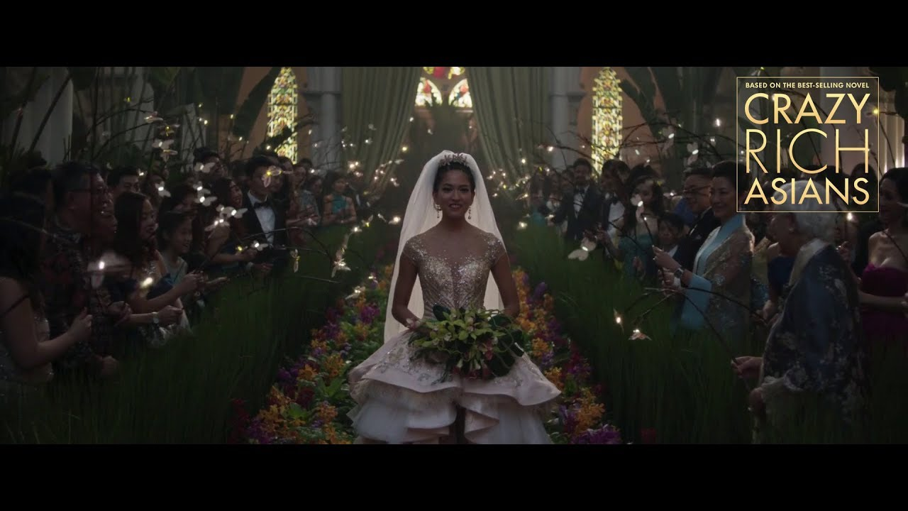 Download Wedding scene from Crazy Rich Asians