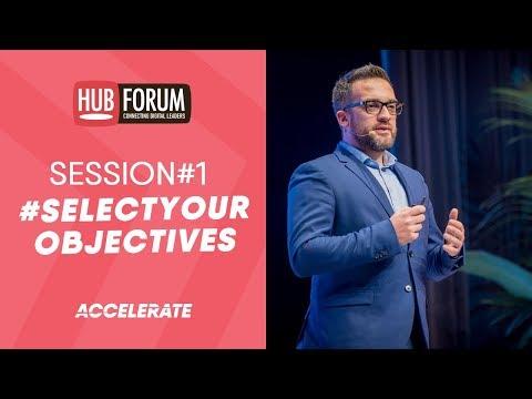 Emmanuel Vivier / HUB Institute : les 8 tendances de la transformation digitale en 2018