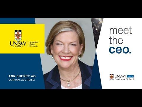 Meet the CEO - Ann Sherry, CEO Carnival Australia