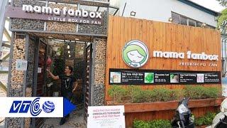 Cửa hàng không người bán đầu tiên ở Hà Nội | VTC