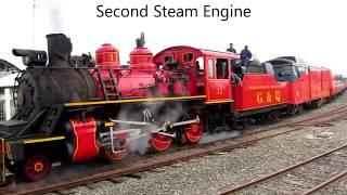 Tren Crucero, Tren Ecuador's Luxury Train from Quito to Guayaquil - Devil's Nose & 2 Steam Engines