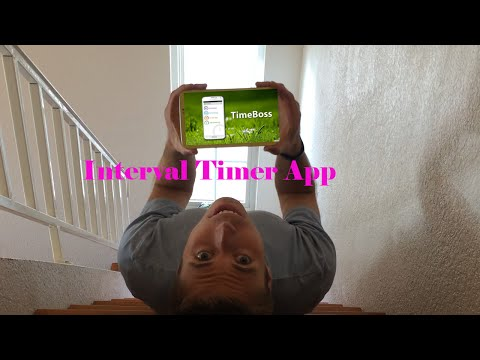 Interval Timer App For Android | TimeBoss 2: Timer & Stopwatch
