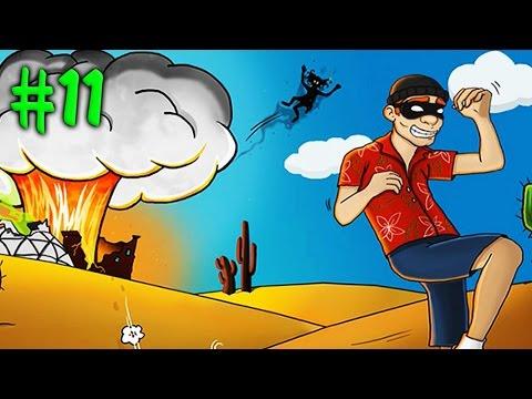 ВОРИШКА БОБ [11] Игровой мультик про грабителя по имени Боб Андройд игра Robbery Bob
