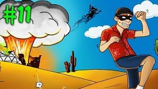 ВОРИШКА БОБ [11] КОНЕЦ 1й ЧАСТИ Игровой мультик про грабителя по имени Боб Андройд игра Robbery Bob