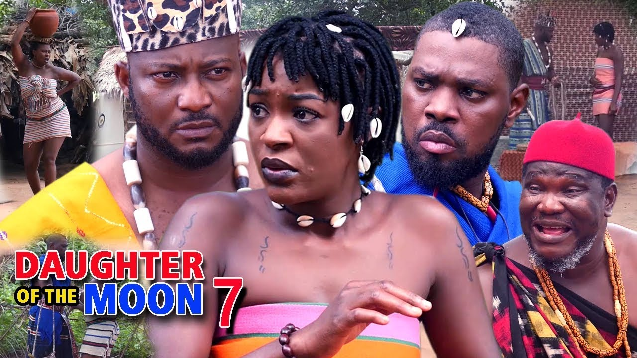 Download Daughter Of The Moon Season 7 - (New Movie) 2018 Latest Nigerian Nollywood Movie Full HD | 1080p