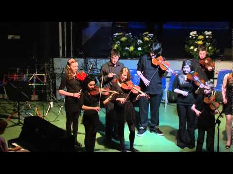 County Cork School of Music presents THE GREAT ISLAND FIDDLERS April 8th 2011