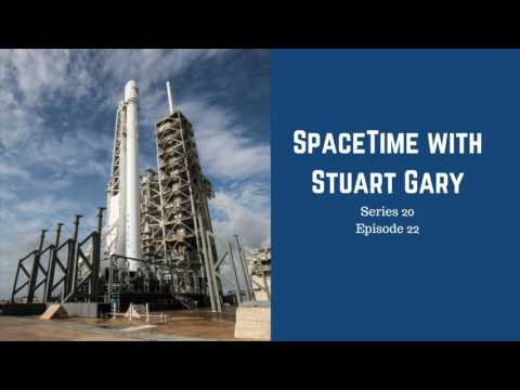 Early Galaxies dominated by ordinary rather than dark matter - SpaceTime with Stuart Gary S20E22